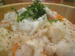 讃岐でんぶくのちらし寿司